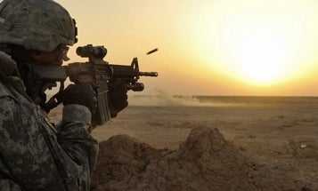 The Army Has A Round That Punches Through 5.56mm-Resistant Armor
