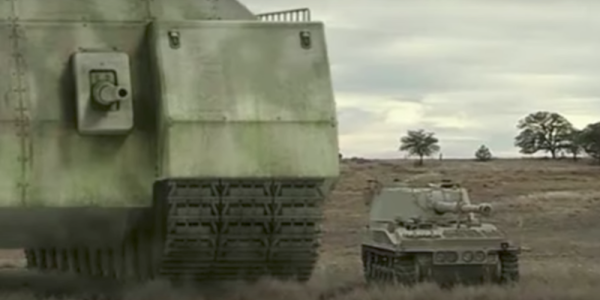The 4 Largest Tanks Ever Built (And One That Remains A Twisted Dream)