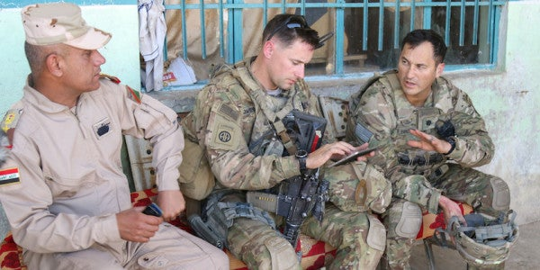 Army Ramps Up Effort To Recruit 'Best Of The Best' To New Deployable Training Brigades