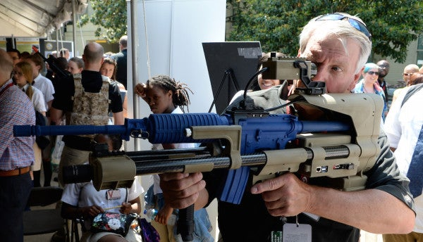 Soon, Riflemen Won't Need To Aim — This Tech Will Do It For Them