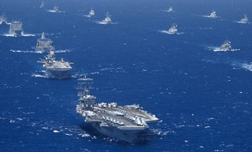 Despite Recent Tension With US In Pacific, China Invited To 2018 RIMPAC