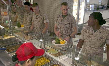 Hey Marines, Say Goodbye To Chow Hall Meal Cards, Finally