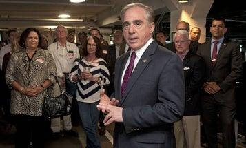 VA Secretary Shulkin: 'We're Interested In Looking' At Medical Marijuana For Vets
