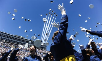 Transgender Air Force Academy Graduate Denied Commission While DoD Reviews Guidelines