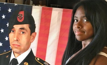 Green Berets Step Up For Fallen Comrade's Stepdaughter In A Big Way