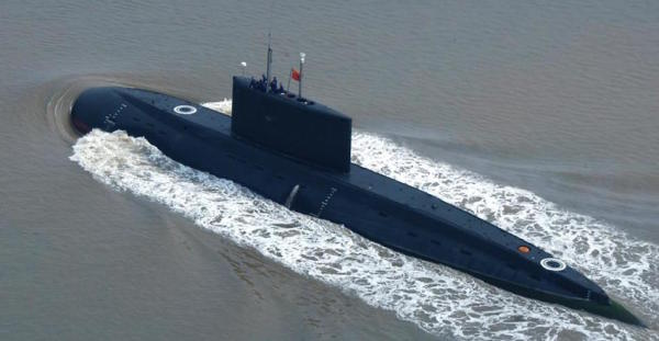 China May Build A Diving Guided-Missile Ship, And The Plans Look Nuts