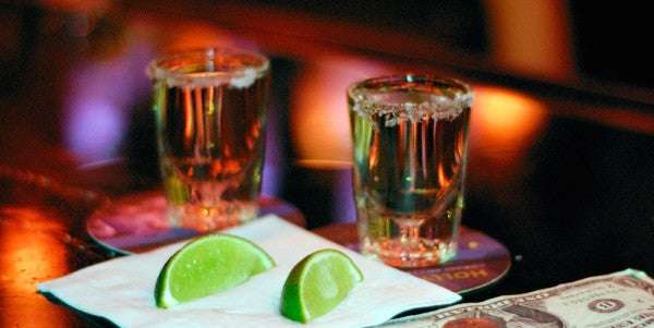 Apparently Tequila May Help You Lose Weight, According to Science
