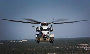Marines Send Congress $3.2 Billion Wish List