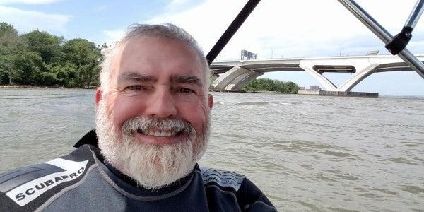 Veteran Plans 220-Mile Pentagon-To-Norfolk Swim To Raise Suicide Awareness