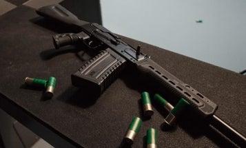 This American-Made Kalashnikov Shotgun Just Hit The Shelves