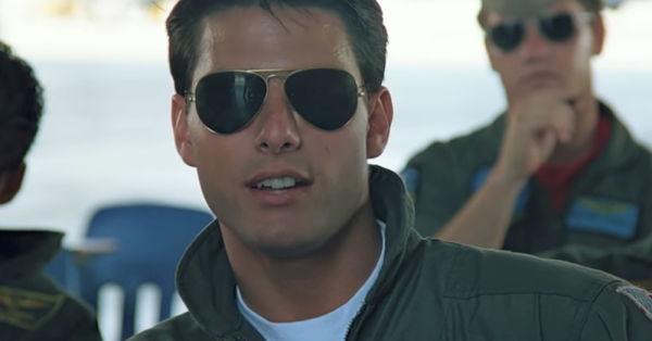 Tom Cruise Is Very Pleased With The New 'Top Gun' Sequel's Name