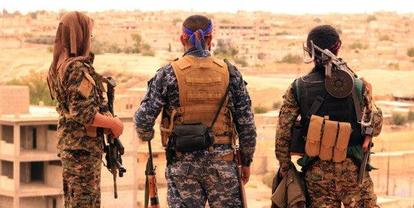 Why Capturing Raqqa Won't Destroy ISIS