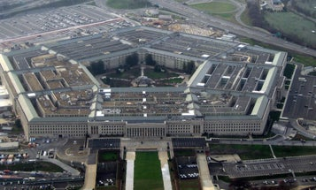 The Pentagon Is A Ghost Town