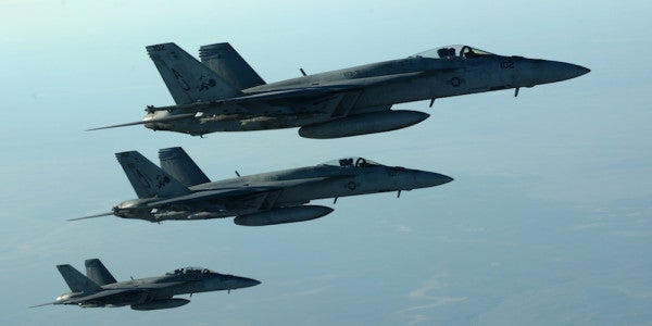 US-Led Coalition Forces Are Turning Up The Heat On ISIS In Raqqa