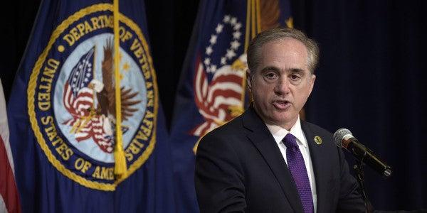 Senate Passes Bill To Expand VA Secretary's Firing Power