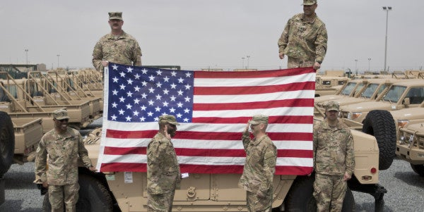 Desperate To Retain Troops, Army Offers $90K Reenlistment Bonuses