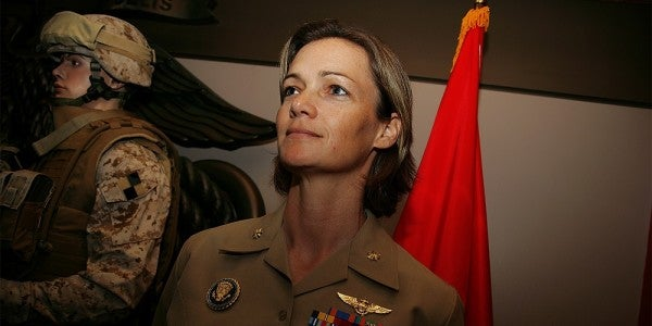 First Female Pilot Of Marine One Loses Squadron Command Over Assault Charge