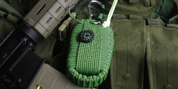 A Marine Sniper Designed This 'Survival Grenade' And Now I Want One