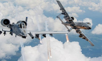 Fighter Pilot Turned Congresswoman Throws Wrench In Quiet Plans To Cut A-10 Squadrons