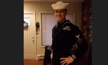 A US Navy Sailor Is Still Missing After Falling Overboard 2 Days Ago