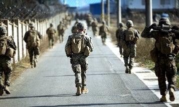 Soon Every Marine Will Have The Enhanced Combat Helmet