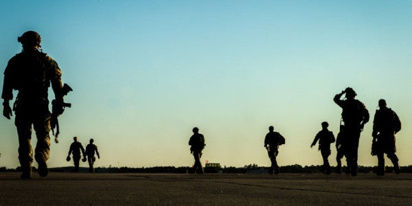 US Special Operations Forces Are On The Ground Fighting ISIS In Raqqa
