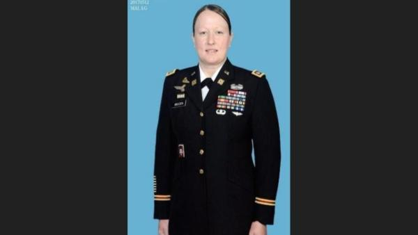 First Woman Assumes Command Of Battalion In Special Forces Group