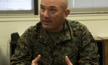 Parris Island General Criticized After 'Barbie' Doll Comment About Female Recruits