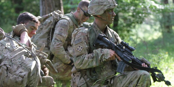 Fort Carson Infantry Battalion Wraps Up Month In Europe With Live-Fire Exercise