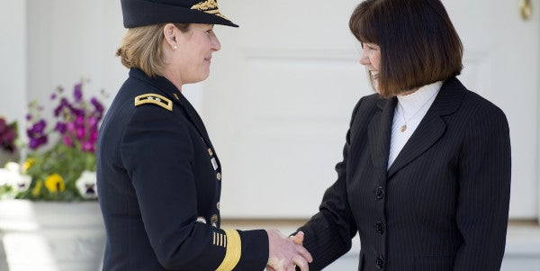Senate OKs First Female Army Officer To Become Forces Command Deputy