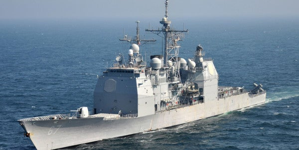 Search For Missing USS Shiloh Sailor Suspended After Exhaustive Effort