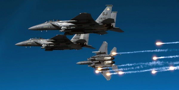 The Air Force Has An Overkill Problem