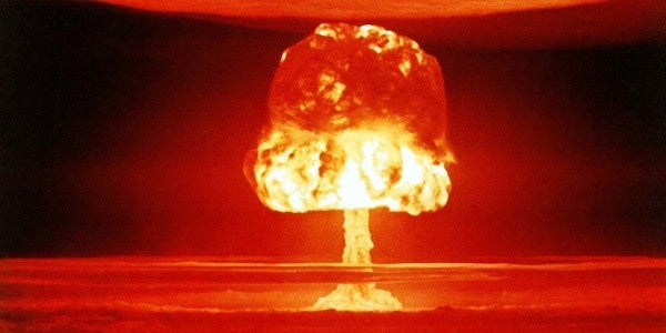 If A Nuclear Bomb Goes Off, This Is The Most Important Thing You Can Do To Survive
