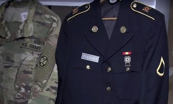 School District Apologizes To Army Reservist Told Not To Wear Uniform At Graduation