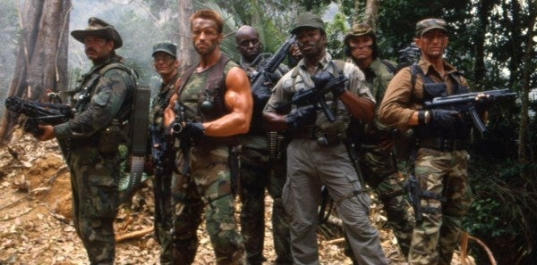 5 Lines From Predator You've Always Wanted To Say On Deployment
