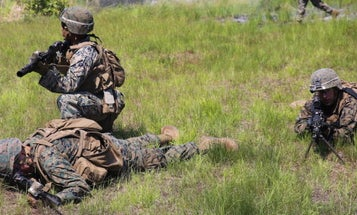 One Lucky Marine Squad Is Getting Suppressors, M27s, And SOCOM Gear