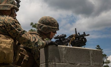 These Marines Will Be The First To Get M320 Grenade Launchers