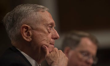 Mattis Says Hell No To Trump Aides Who Want Him To Go On 'Fox & Friends'