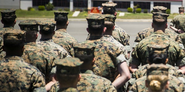A Disturbing Portion Of Marine Corps' Courts-Martial In 2017 Are For Child Sexual Abuse