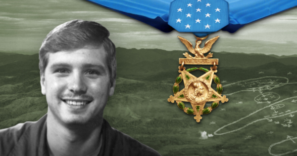 Vietnam Vet James McCloughan To Receive Medal Of Honor From Trump