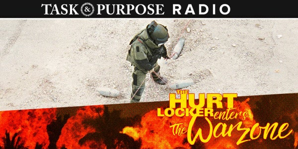 'The Hurt Locker' Is The Worst War Film Ever Made. Here's Why