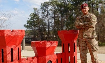 He Grew Up In Baghdad. Now He's A Paratrooper With The 82nd Airborne