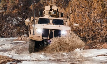These Are The Troops Receiving The New Joint Light Tactical Vehicle First