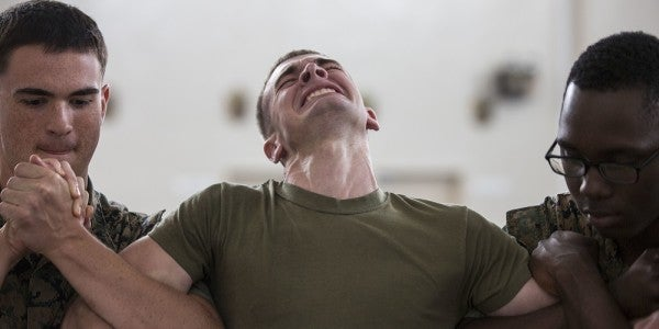 Wanna Watch Marines Get Tased? Of Course You Do