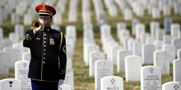 Arlington National Cemetery To Add 50,000 More Burial Plots