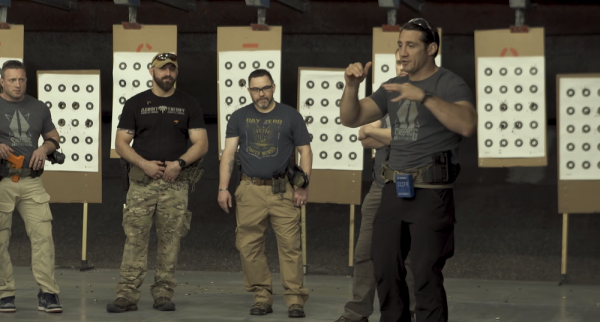 Here's How Tim Kennedy Trains People To Be Impossible To Kill