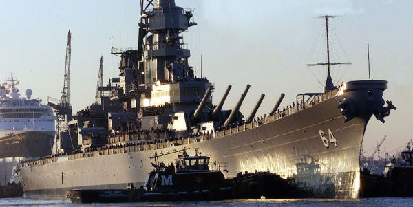 Why America's Battleships Will Never Make A Comeback