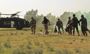 7 US Troops Wounded In Insider Attack In Afghanistan