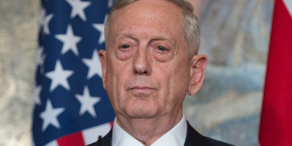 Mattis Explains What War With North Korea Would Look Like