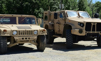 Everyone Wants A Piece Of The New JLTV